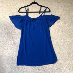 Simply Blue Dress